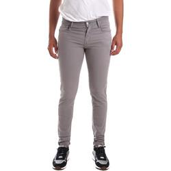 Textil Homem Calças Antony Morato MMTR00498 FA800109 Cinzento