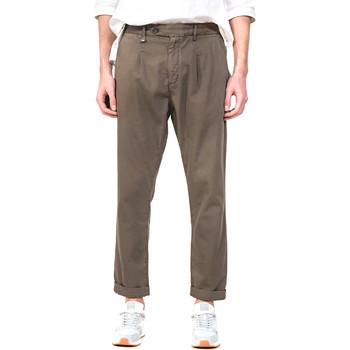 Textil Homem Calças Antony Morato MMTR00500 FA900113 Verde