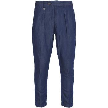 Textil Homem Calças Antony Morato MMTR00500 FA950119 Azul