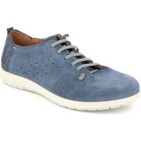 Sapatos Homem Sapatilhas Grunland SC4445 Azul