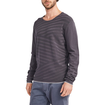 Textil Homem camisolas Gaudi 911FU53018 Cinzento