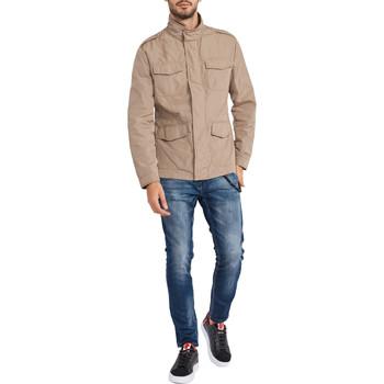 Textil Homem Casacos/Blazers Gaudi 911BU35006 Bege