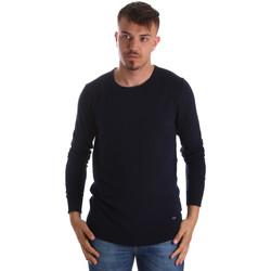 Textil Homem camisolas Gaudi 911BU53010 Azul