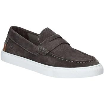Sapatos Homem Mocassins Lumberjack SM62602 001 A01 Cinzento