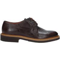 Sapatos Homem Sapatos Rogers AM001 Castanho