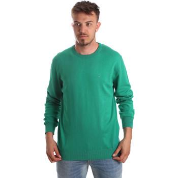 Textil Homem camisolas Navigare NV00165AD 30 Verde