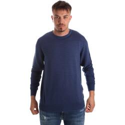 Textil Homem camisolas Navigare NV00196 30 Azul