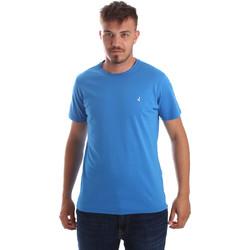 Textil Homem T-Shirt mangas curtas Navigare NV31069 Azul