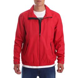Textil Homem Jaquetas Navigare NV67046AD Vermelho