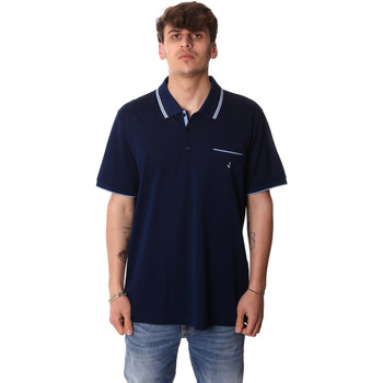 Textil Homem Polos mangas curta Navigare NV72045AD Azul