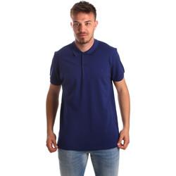 Textil Homem Polos mangas curta Navigare NV82001AD Azul