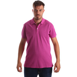 Textil Homem Polos mangas curta Navigare NV82086 Rosa