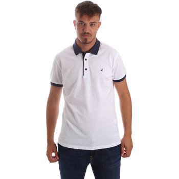 Textil Homem Polos mangas curta Navigare NV82097 Branco