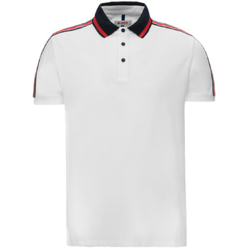 Textil Homem Polos mangas curta Invicta 4452206/U Branco