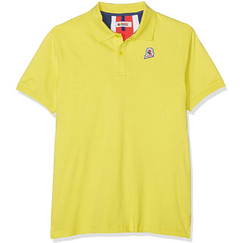 Textil Homem Polos mangas curta Invicta 4452208/U Amarelo