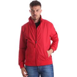 Textil Homem Jaquetas Napapijri N0YIIT Vermelho
