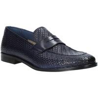 Sapatos Homem Mocassins Rogers 1012_3 Azul