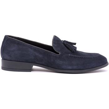 Sapatos Homem Mocassins Soldini 20802-A-V89 Azul