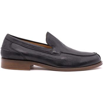 Sapatos Homem Mocassins Soldini 20777-O-V80 Preto