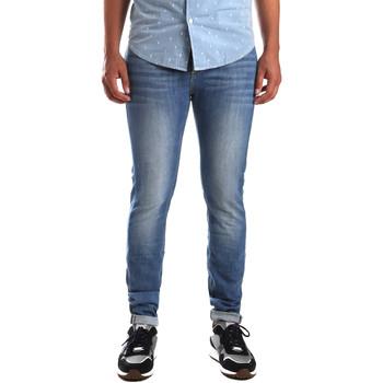 Textil Homem Calças de ganga slim U.S Polo Assn. 51321 51780 Azul