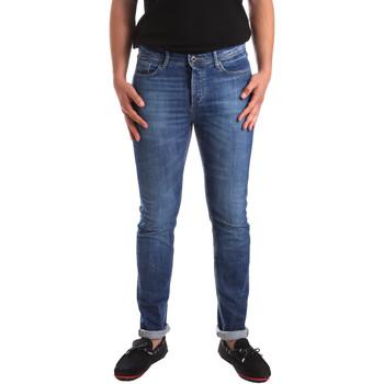 Textil Homem Calças de ganga slim U.S Polo Assn. 51321 51779 Azul