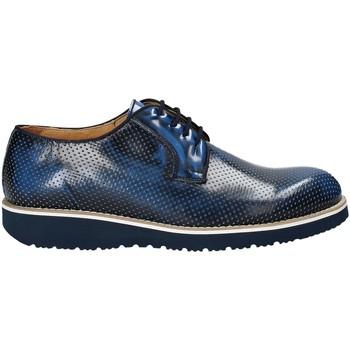 Sapatos Homem Sapatos Exton 5103 Azul