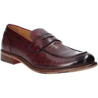 Sapatos Homem Mocassins Exton 3106 Vermelho