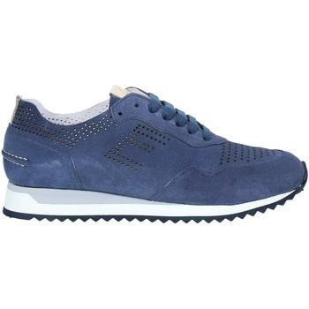 Sapatos Homem Sapatilhas Exton 903 Azul
