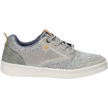 Sapatos Homem Sapatilhas Wrangler WM91001A Cinzento
