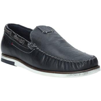 Sapatos Homem Mocassins Wrangler WM91081A Azul