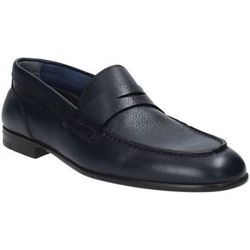 Sapatos Homem Mocassins Marco Ferretti 160973MF Azul