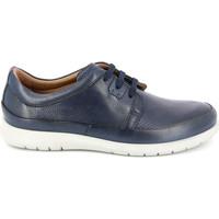 Sapatos Homem Sapatilhas Grunland SC4450 Azul