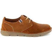 Sapatos Homem Sapatos Grunland SC4527 Castanho