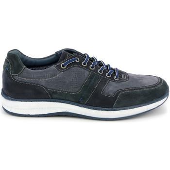 Sapatos Homem Sapatilhas Grunland SC4521 Azul