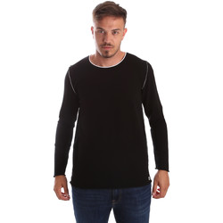 Textil Homem camisolas Byblos Blu 2MM0004 MA0002 Preto