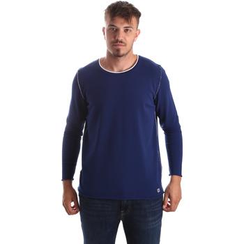 Textil Homem camisolas Byblos Blu 2MM0004 MA0002 Azul
