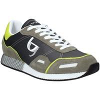 Sapatos Homem Sapatilhas Byblos Blu 2UA0005 LE9999 Verde
