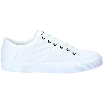 Sapatos Homem Sapatilhas Byblos Blu 2MA0003 LE9999 Branco