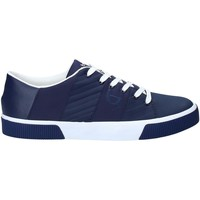 Sapatos Homem Sapatilhas Byblos Blu 2MA0003 LE9999 Azul