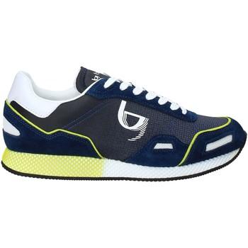 Sapatos Homem Sapatilhas Byblos Blu 2UA0005 LE9999 Azul