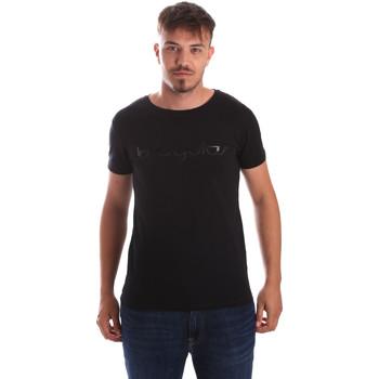 Textil Homem T-Shirt mangas curtas Byblos Blu 2MT0023 TE0048 Preto