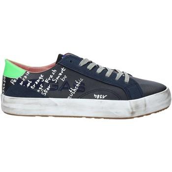 Sapatos Homem Sapatilhas Gas GAM910050 Preto