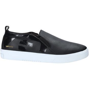 Sapatos Homem Slip on Gas GAM914016 Preto