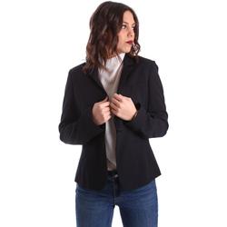 Textil Mulher Casacos/Blazers Liu Jo WXX047T7896 Azul