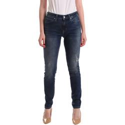 Textil Mulher Gangas boyfriend Calvin Klein Jeans J20J209427 Azul