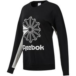 Textil Mulher Sweats Reebok Sport DT7241 Preto