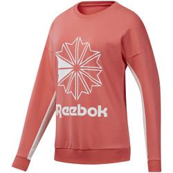 Textil Mulher Sweats Reebok Sport DT7245 Rosa
