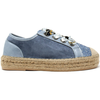 Sapatos Mulher Sapatilhas Gold&gold A19 GT813 Azul