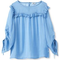 Textil Mulher Tops / Blusas Liu Jo W19292T5339 Azul