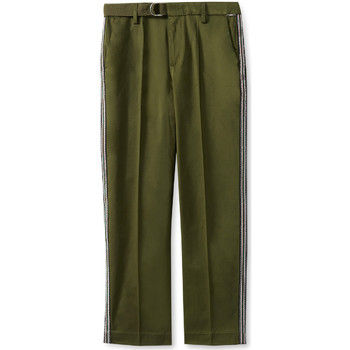 Textil Mulher Chinos Liu Jo F19299T2267 Verde